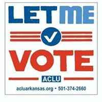 ACLU of Arkansas and Arkansas Public Law Center Challenge Voter ID Law