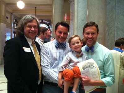Marriage Equality in Arkansas: One Family's Story