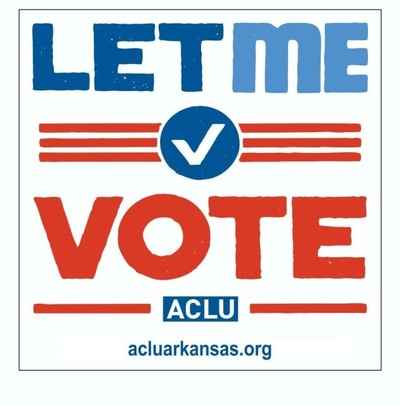 ACLU Utilizes National Voter Hotline 1-866-OUR-VOTE to protect Arkansas' Voters and Elections