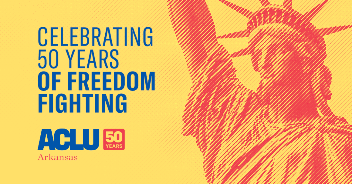 Celebrating 50 years of freedom fighting